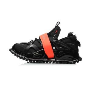 Li-Ning AW2020 Collection Paris Fashion Week Pangu HALO Men's Fashion Casual Shoes - Black