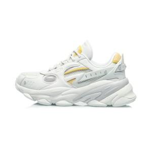 Li-Ning 2020 CF ALIEN 秘语 SILK ROAD Men's Fashion Casual Shoes - White
