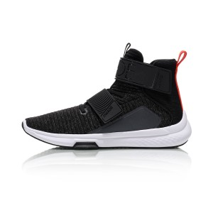 Way of Wade 2018 Samurai Men's High Tops Men's Sports lifestyle Casual Shoes - Black AGWN045-1
