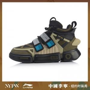 China Li-Ning 2019 New York Fashion Week Essence ACE+ Men's High tops Casual Shoes