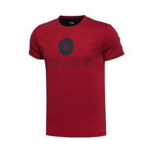 Li-Ning Wade Series Men's At Dry Base Cultural T-Shirt