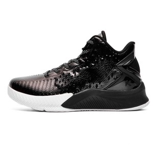 Anta Klay Thompson KT3 Kids Basketball Shoes - Black/White