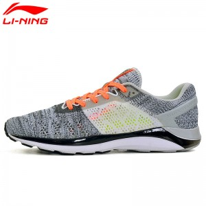 Li-Ning Womens Super Light 14 Running Shoes Cushioning DMX Sneakers