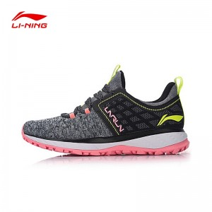 Li Ning Cloud 2017 Women's Protective Waterproof Running Shoes
