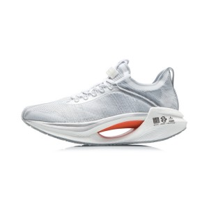Li-Ning Boom 2021 New Colorway 绝影 Essential Men's Running Shoes - Blue/Silver