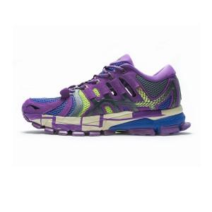 Paris Fashion Week FURIOUS RIDER ACE | China Li-Ning Men's Stable Running Shoes - Purple [ARZN005-8]