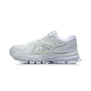 Paris Fashion Week China Li-Ning 2020FW FURIOUS RIDER ACE Element Men's Stable Running Shoes - White
