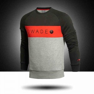 Li Ning Way of Wade Full Zip Casual Fashion Sweater