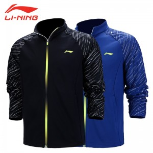 Li-Ning 2018 Spring New Men's Badminton Receiving Awards Jacket - [AWDN135]