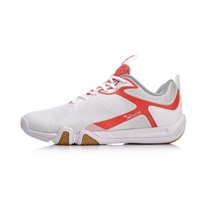 Li-Ning Men's Xtructure Badminton Training Sneakers - White | Lining 2018 New