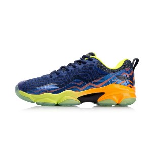Li-Ning 2018 Sonic Boom Men's Professional Badminton Game Shoes - [AYZN011-4]