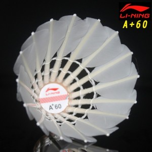 Li Ning Badminton Shuttlecock Buy 12pcs get 3 for free Shuttle Cocks A+60
