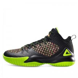 Peak Louis Williams 2017 NBA Basketball Shoes - Green/Black