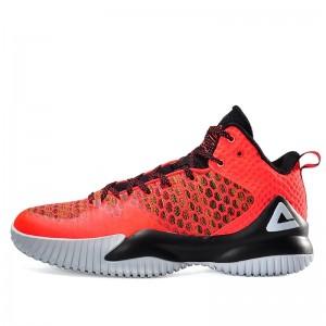 Peak Louis Williams 2017 NBA Basketball Shoes - Red