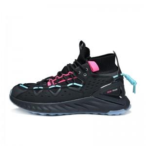 PEAK 2020 PEAK-Taichi 'The Tassel Speed' New style Men's Running Shoes  - Black