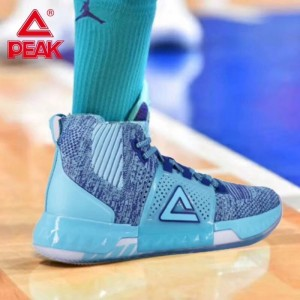 "PEAK Dwight Howard DH3 - ""Hornets"" High Top Professional Basketball Shoes"