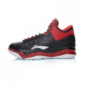 Li Ning WoW 3.0 Wade All City - Black/Red/White
