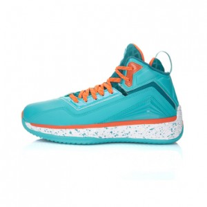Li Ning WoW 3.0 Wade Fission 2 - Green/Orange