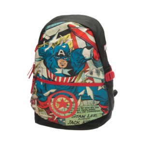 Captain America x Li-Ning Lifestyle Backpack