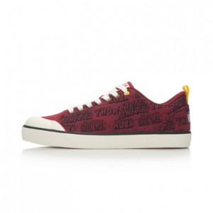 Iron Man x Li-Ning Mens Canvas Skateboarding Shoes