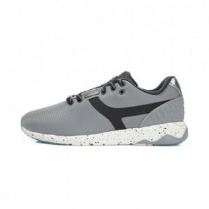 Li-Ning WoW 4 Wade 92 Lifestyle Shoes - Grey/Black