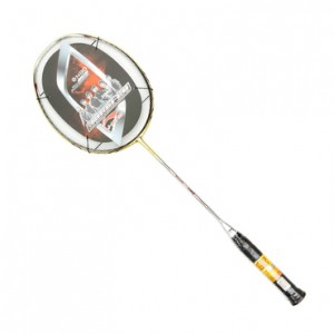 Li-Ning Woods N80 Badminton Racket