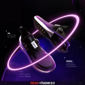 """PEAK 2020 PEAK-""""TAICHI"""" 2.0 Smart Running Shoes"""