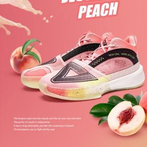 "PEAK-Taichi 2021 Andrew Wiggins Attitude ""PEACH"" Basketball Shoes"