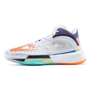 PEAK 2021 Summer Andrew Wiggins Attitude Men's Basketball Shoes