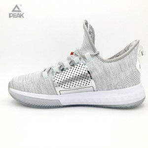 PEAK Dwight Howard DH3 Plus Basketball Shoes - White
