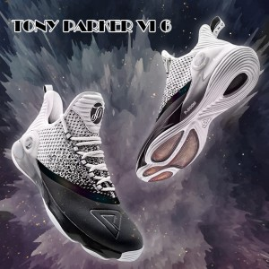 Peak Tony Parker VI 6 Men's Professional Basketball Sneakers