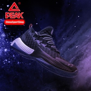 Peak Louis Williams 2019 PLAYOFFS NBA Basketball Shoes - Black