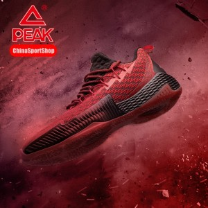 Peak Louis Williams 2019 PLAYOFFS NBA Basketball Shoes - Red