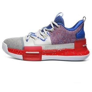 PEAK 2020 Lou Williams UNDERGROUND PEAK Taichi Basketball Shoes - Gray/Red