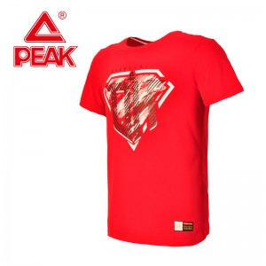 Peak DH2 Dwight Howard 2016 China Tour Official Tee Shirt