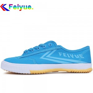 Feiyue Lo Classic Causal Lover's Shoes - Blue