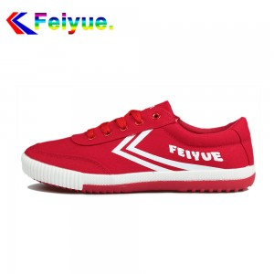 Feiyue Classic Low  Fashion Causal Shoes - Red
