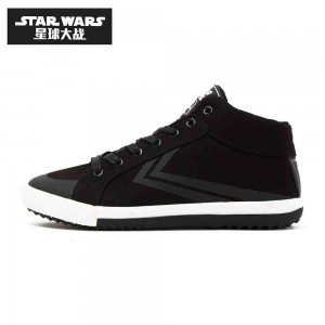 "Star Wars x Feiyue High Top Canvas Shoes ""Darth Vader"""