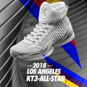 "Anta 2018 Klay Thompson KT3 ""CITY OF ANGELS"""