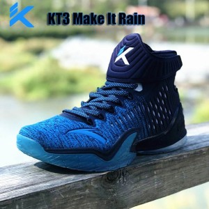 "Klay Thompson KT3 Professional Basketball Shoes - ""Make It Rain"""