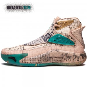"Anta KT5 TCM ""Traditional Chinese Medicine"" Klay Thompson Men's Basketball Sneakers"