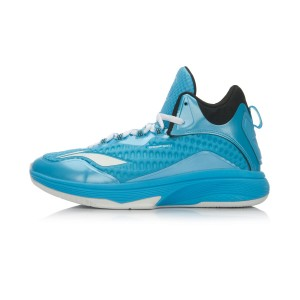 CBA X Li-Ning Cleanthony Early Speed 2 Basketball Shoes - Xinjiang Blue/Black