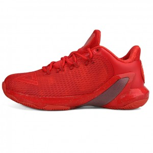 Peak 2017 Tony Parker V Professional Basketball Shoes - Red