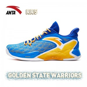 "Anta 2017 Rajon Rondo RR5 ""Golden State Warriors"" NBA Basketball Shoes"