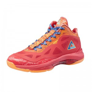 2014 FIBA Basketball World Cup x Peak Challenger I-III SE - Red
