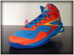 2014 FIBA Basketball World Cup Peak Soaring II Basketball Shoes - Red Speed Eagle