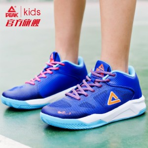 Peak 2018 SpringTony Parker TP9 Kids Basketball Shoes