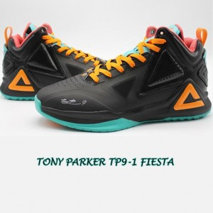 Tony Parker TP9-1 Fiesta Basketball Shoes