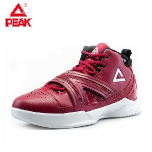 Peak Battier 7 VII Shane Battier Signature Basketball Shoes - Red/White