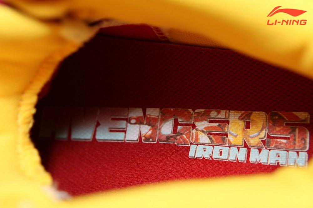 Iron Man x Li-Ning BB Sonic Lite Basketball Shoes
